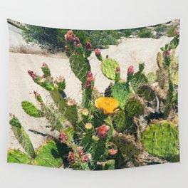 Fleurs du désert... Wall Tapestry