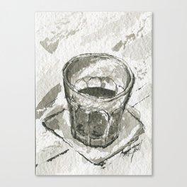 Whiskey Canvas Print