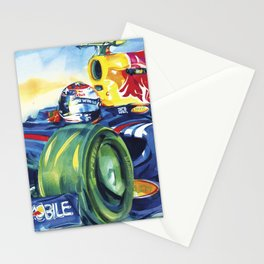 Formula One Series II Stationery Cards