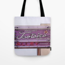 Tootsie's Orchid Lounge - Nashville Tote Bag