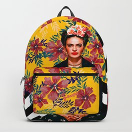 Frida Tropical Backpack