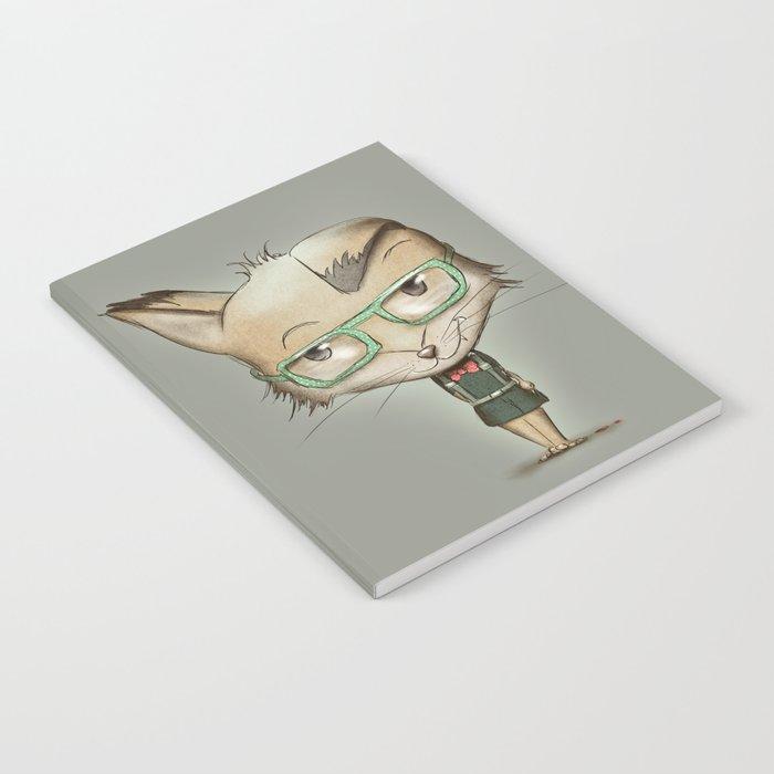 Innocent Fox? Notebook