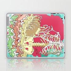 Flesh illustration Laptop & iPad Skin