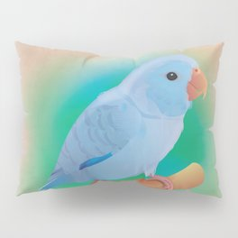 Club of lovers of Parrotlets. Umka Pillow Sham