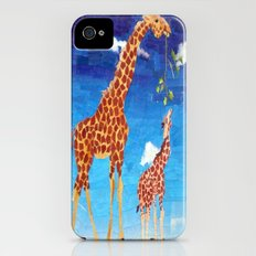G is for Giraffe iPhone (4, 4s) Slim Case