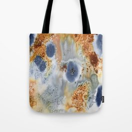 Eroded Tote Bag