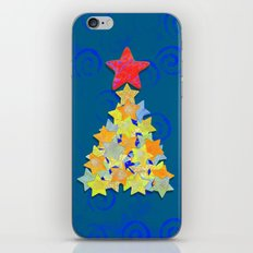 Tree of Stars iPhone & iPod Skin