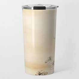 Takeuchi Seiho - A Fine Day During the Rainy Season Travel Mug