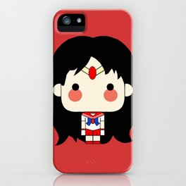 sailor marte iPhone Case