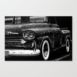 just truckin#2 Canvas Print
