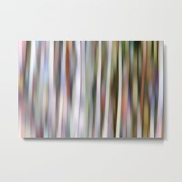 color bathing Metal Print