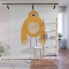 Ollie the Monster Wall Mural