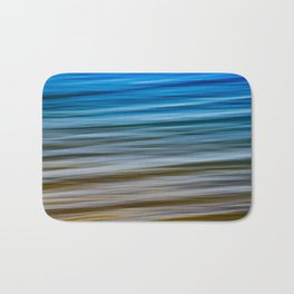 Lake Michigan Shoreline Bath Mat