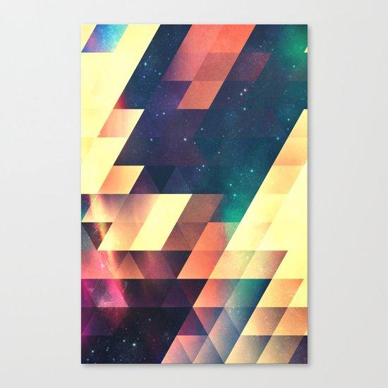 thyss lyyts Canvas Print