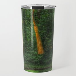 Handmade Brooms Travel Mug