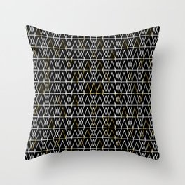 Over Populated Homes V2 Throw Pillow