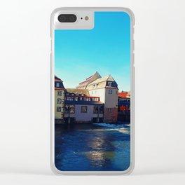 La Petite France Clear iPhone Case