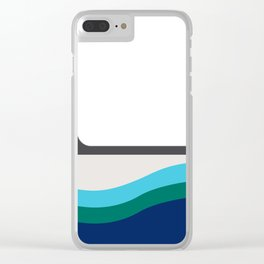 LVRY3 Clear iPhone Case
