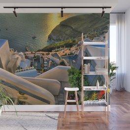 Santorini 1 Wall Mural
