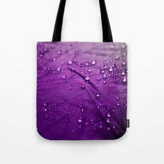 Water Drops! Tote Bag