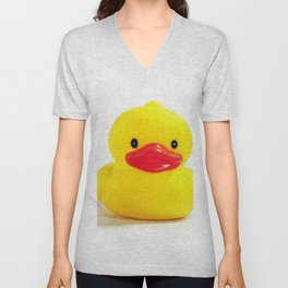Duck Unisex V-Neck