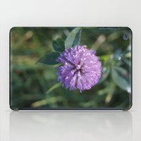 clover iPad Cases featuring Clover by Bud M