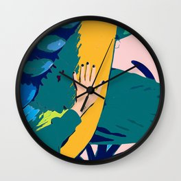 Loved Wall Clock