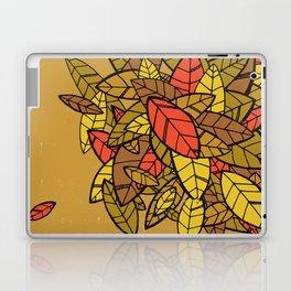 Autumn Memories (a pile of leaves) Laptop & iPad Skin