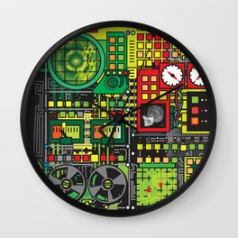 DOES NOT COMPUTE Wall Clock