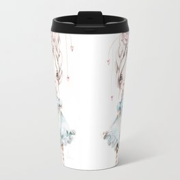 Alice Twisted Travel Mug