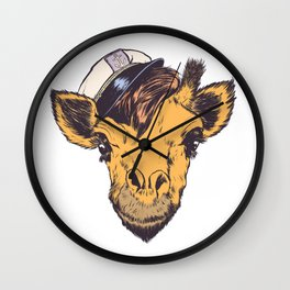 SATURDAY NIGHT IS ALRIGHT (FOR FIGHTING)! Wall Clock