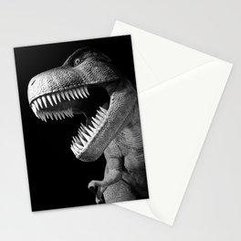 Tyrannosaurus Rex dinosaur Stationery Cards