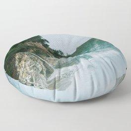Julia Pfeiffer Burns Waterfall Floor Pillow
