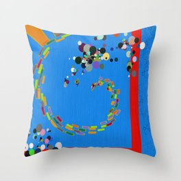 Play Time... Throw Pillow