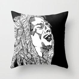 Get up, Stand Up Throw Pillow