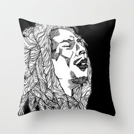 Get up, Stand Up Throw Pillow