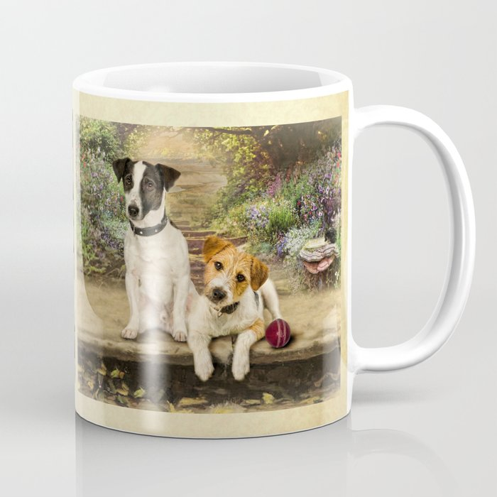 Scruffy and Slim Coffee Mug
