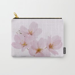 Beautiful spring cherry blossoms at Yoyogi Park in Tokyo Carry-All Pouch