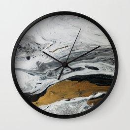 Mármore Wall Clock
