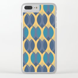 Spring 2018 Pattern Collection Clear iPhone Case