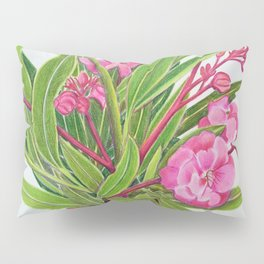 Oleanders Pillow Sham
