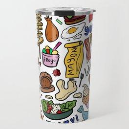 Foodies Travel Mug