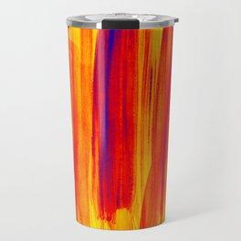 hot colors Travel Mug