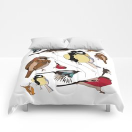 Some Birds Comforters