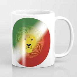 Lion And Sun Home Coffee Mug