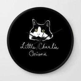 Little Charlie Onions Wall Clock