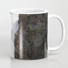 Grand Canyon Of The Yellowstone Lower Falls Coffee Mug
