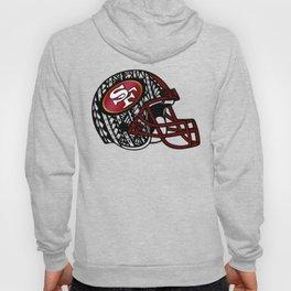 Tribal Style 49ers Hoody