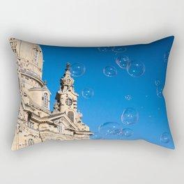 Frauenkirche, Dresden Rectangular Pillow