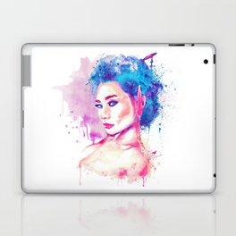 Geisha Girl Laptop & iPad Skin